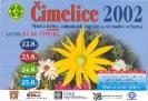 Plakát Čimelice 2002
